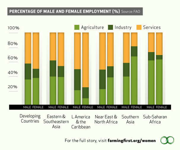 The female face of farming | Gender | Food and Agriculture