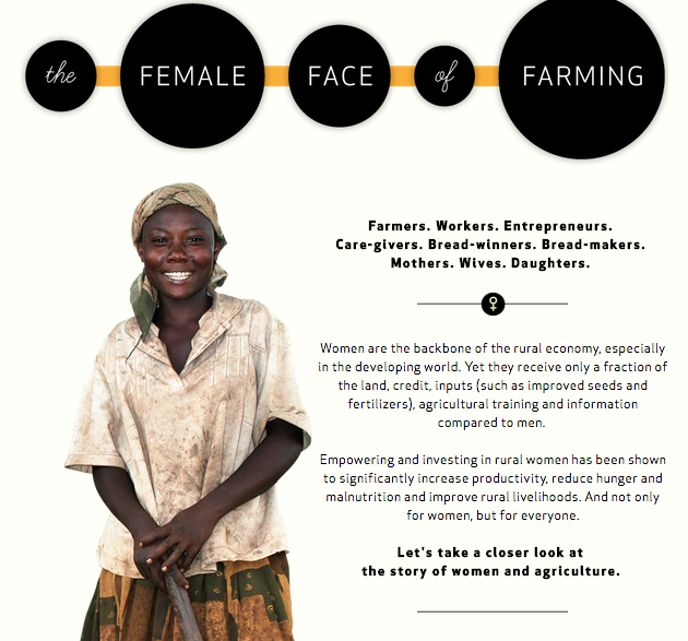 Female Face of Farming